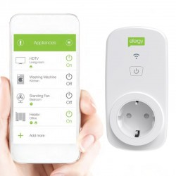 Enchufe WiFi Inteligente - Efergy Ego Smart