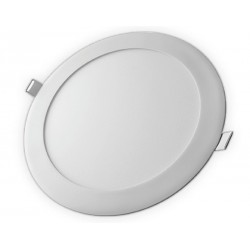 Downlight LED Extraplano circular 24W 254mm 2340 Lm