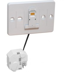 Soporte de pared ATF600 para Evohome de Honeywell
