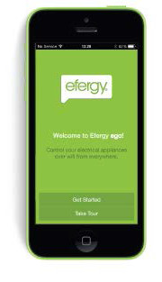 Instalar Efergy ego smart socket